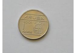1 Florin Aruba 2001 UNC/FDC