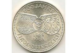 Km 2894 Oostenrijk 50 Schilling 1963 Unc