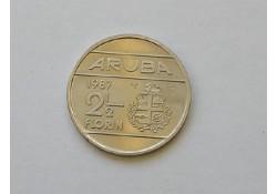 2,5 Florin Aruba 1987 UNC/FDC