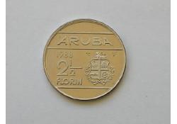 2,5 Florin Aruba 1988 UNC/FDC