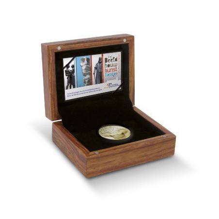 Nederland 2012 10 Euro Beeldhouwkunst goud Proof