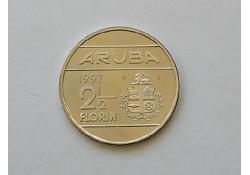 2,5 Florin Aruba 1997 UNC/FDC