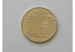 2,5 Florin Aruba 1998 UNC/FDC