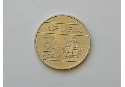 2,5 Florin Aruba 1999 UNC/FDC