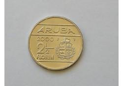2,5 Florin Aruba 2000 UNC/FDC