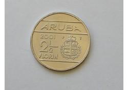 2,5 Florin Aruba 2001 UNC/FDC