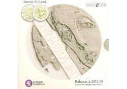 Bu set Finland 2012/II Inclusief de 2 euro comm.