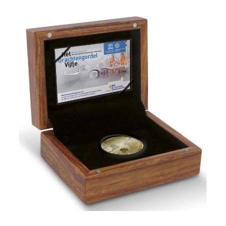 Nederland 2012 10 Euro Grachtengordel goud Proof