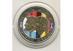 2 Euro België 2005 Henri & Albert Gekleurd 008/3