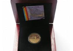 2006 25 Florin Aruba, goud