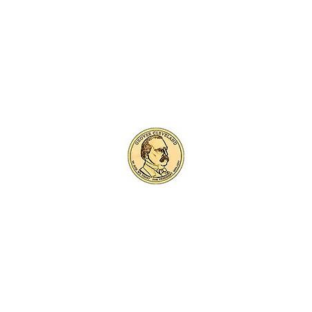 KM ??? U.S.A. 24 th President Dollar 2012 P Cleveland 2e termijn