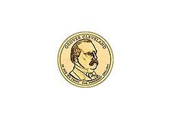 KM ??? U.S.A. 24 th President Dollar 2012 D Cleveland 2 termijn