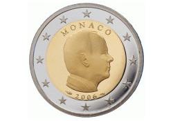 Monaco 2012 2 euro Unc