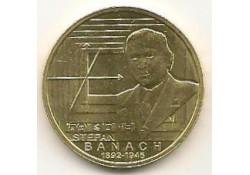 Y ??? Polen 2 Zlote 2012 Unc Banach