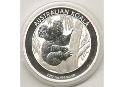 Km ??? Australië 1 Dollar Koala 2013 1 ounce Silver