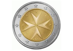 2 Euro Malta 2012 UNC