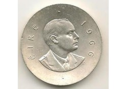 Km 18 10 Shilling Ierland 1966 Unc-