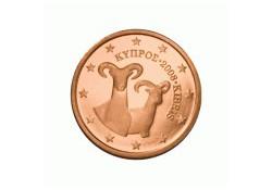 2 Cent Cyprus 2012 UNC