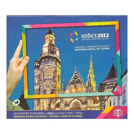 Bu set Slowakije 2013 Europese Cultuur stad