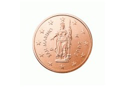 2 Cent San Marino 2010 UNC