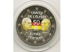 2 Euro Duitsland 2013 Unc Elysée gekl. 195/199/4
