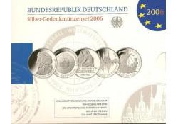 10 euro Duitsland 2006 5X Proof