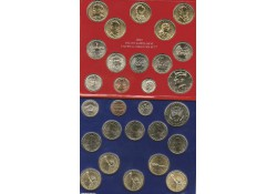Uncirculated Coin Set 2011 D & P