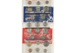 Uncirculated Coin Set 2005 D & P