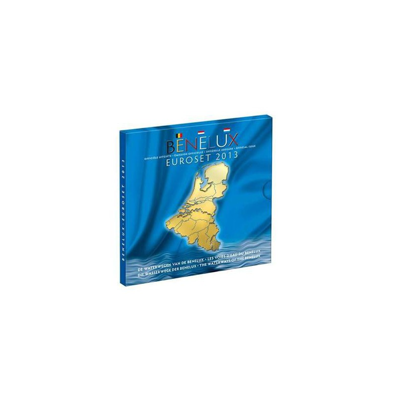Nederland 2013 Beneluxset