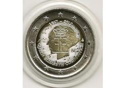 2 Euro België 2012  Queen Elisabeth Gekleurd 165/2