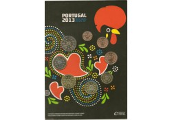 FDC set Portugal 2013