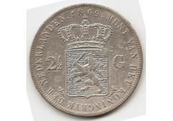 2½ gulden 1869 pr-