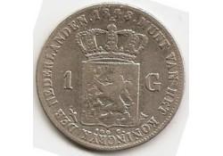 1 gulden 1848 ZF