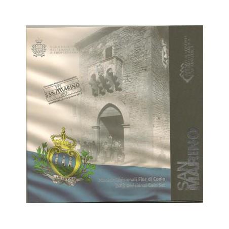 Bu set San Marino 2013 Met 8 Munten