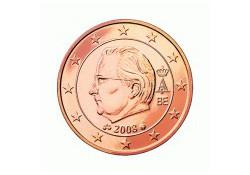 2 Cent België 2013 UNC