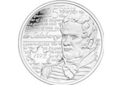 Km ??? Canada 25 Cents 2013 de Salaberry