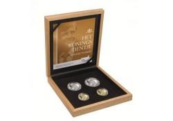 Nederland 2013 2x10 , 20 & 50 euro Koninklijke prestigeset