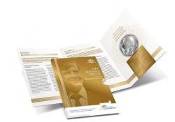 Nederland 2013 10 Euro Koningstientje Zilver Proof