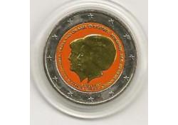 2 Euro Nederland 2013 Beatrix & Alexander Gekleurd 203/3