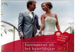 Huwelijksset 2013 Met penning