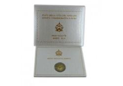 2 Euro Vaticaan 2013 Sede Vacante Bu