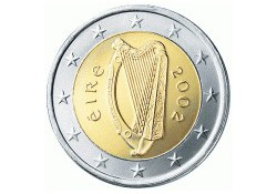 2 Euro Ierland 2012 UNC