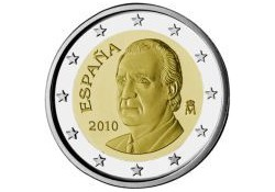 2 Euro Spanje 2013 UNC