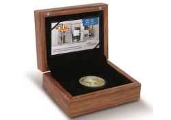 Nederland 2013 10 Euro Rietveld goud Proof