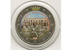 2 Euro Malta 2012 Stemrecht Gekleurd 170/3