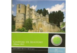 Luxemburg 2013 5 euro Château de Beaufort