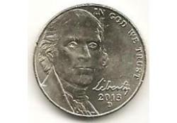 KM+381 U.S.A. 5 Cent 2013 D Unc