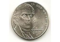 KM+381 U.S.A. 5 Cent 2013 P Unc