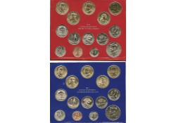 Uncirculated Coin Set 2013 D & P