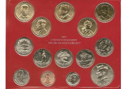 Uncirculated Coin Set 2013 D